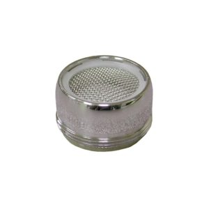 "15/16""-27 Male Thread Non-Slotted Full Flow Aerator"