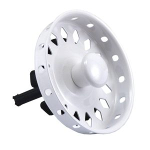 Polar White Replacement Basket Strainer Fits Part No. B02001