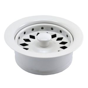 Polar White Disposal Assembly Fits In-Sink-Erator