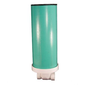 """1-1/2"""" PVC Backwater Valve with Extension Kit and Cast Iron Lid"""