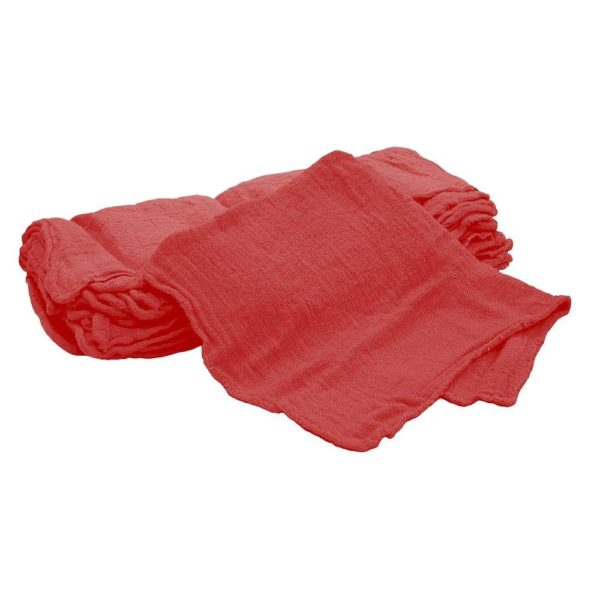 Cotton Plumbers Handy Towels, Bag of 12