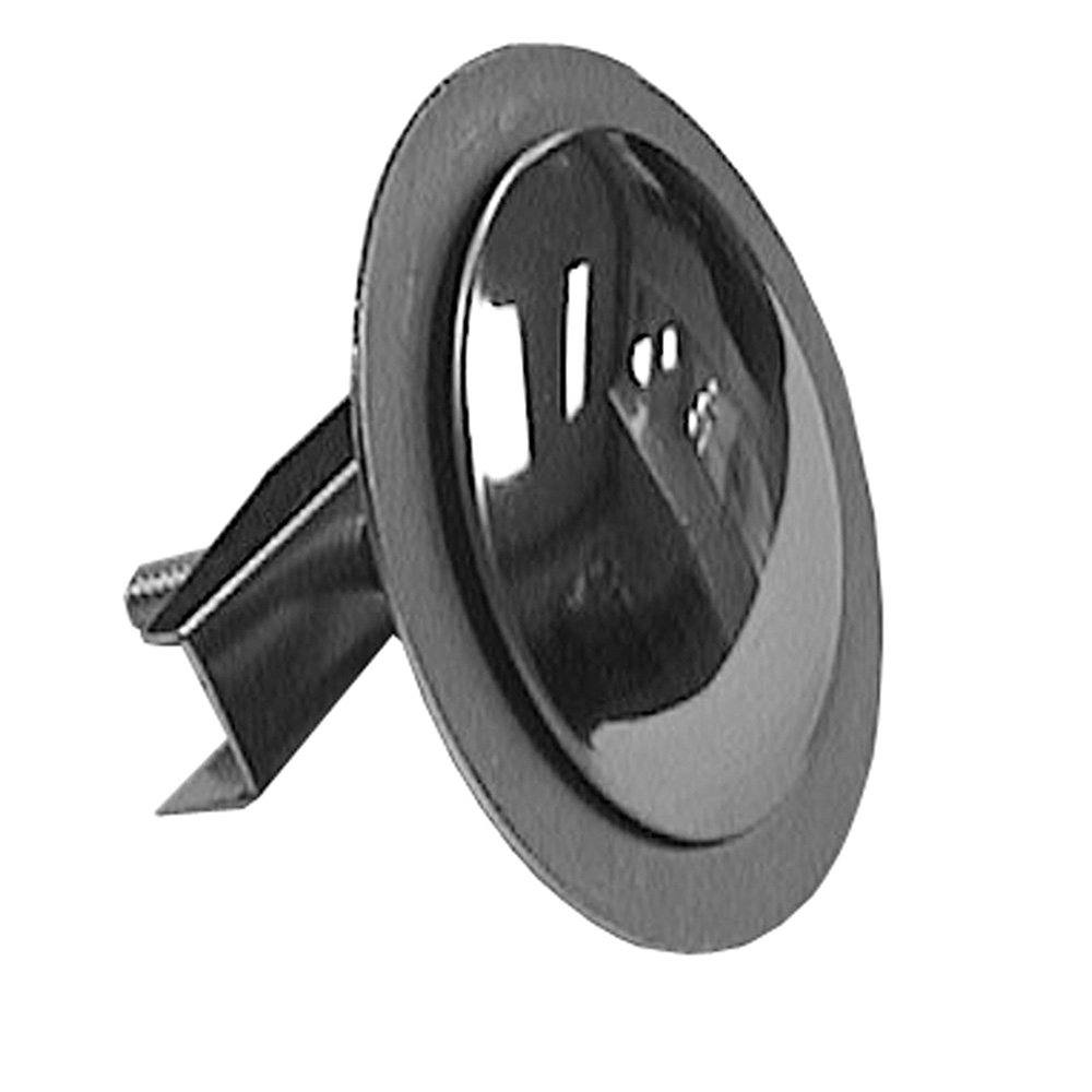 """1-3/4"""" OD Faucet Hole Cover with Washer, Carton of 25"""