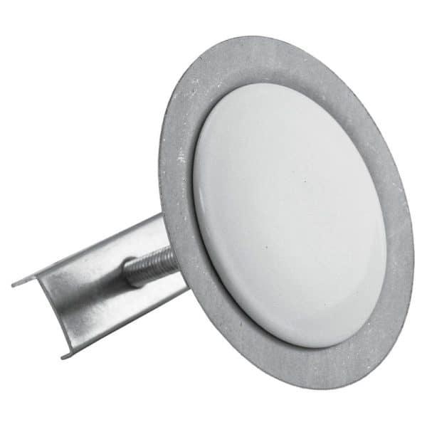 Polar White Faucet Hole Cover
