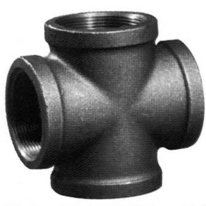 "1-1/2"" Cross Black"