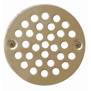 "4"" Stainless Steel Round Coverall Strainer"