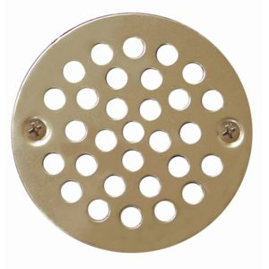 "5"" Stainless Steel Round Coverall Strainer"