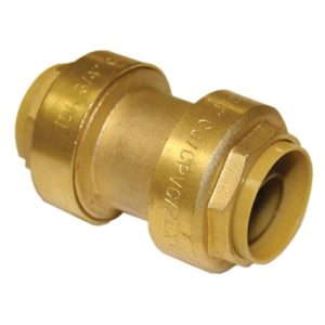 "3/4"" PlumBite Push On Coupling, Lead Free"