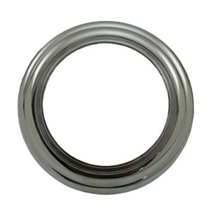 Chrome Plated Decorative Ring for Tub Spouts and Diverters