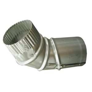 "4"" Aluminum 90 Swivel Elbow"