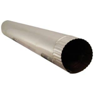 """4"""" x 24"""" Aluminum Pipe"""