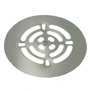 "4-1/4"" Stainless Steel Replacement Strainer, Snap-in"