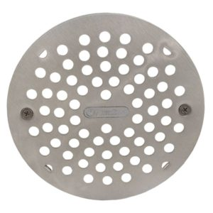 "6"" Stainless Steel Round Coverall Strainer"