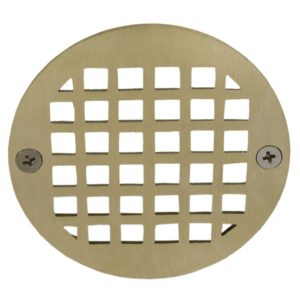 "4"" Nickel Bronze Round Strainer"