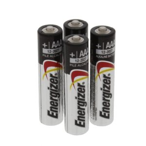 Energizer Batteries, AAA Size (4 pack)