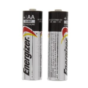 Energizer Batteries, AA Size (2 pack)