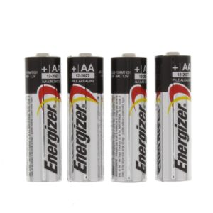 Energizer Batteries, AA Size (4 pack)