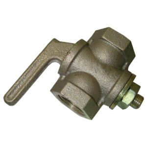 "1-1/4"" Gas Shut-Off Valve, Lever Handle"