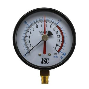 15 lb. Gas Test Gauge