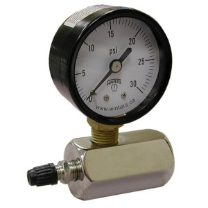 15 lb. Gas Test Gauge Assembly