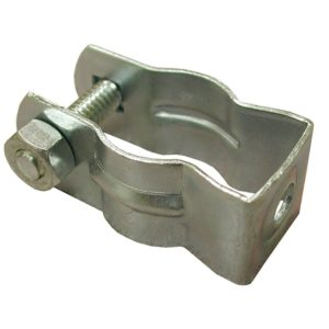 "3"" Rigid (#7) Conduit Hanger, Zinc Plated, Carton of 10"