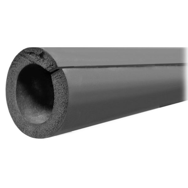 "1-5/8"" OD/IPS Double Stick Rubber Pipe Insulation, 3/4"" Wall Thickness, 72 ft. per Carton"