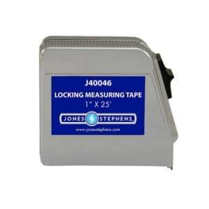 """1"""" x 25' Locking Measuring Tape"""