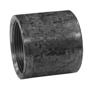 "1-1/2"" Standard Merchant Coupling Black"