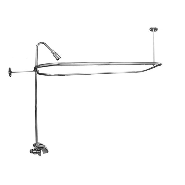 Complete Add-A-Shower Unit with S10074 Diverter