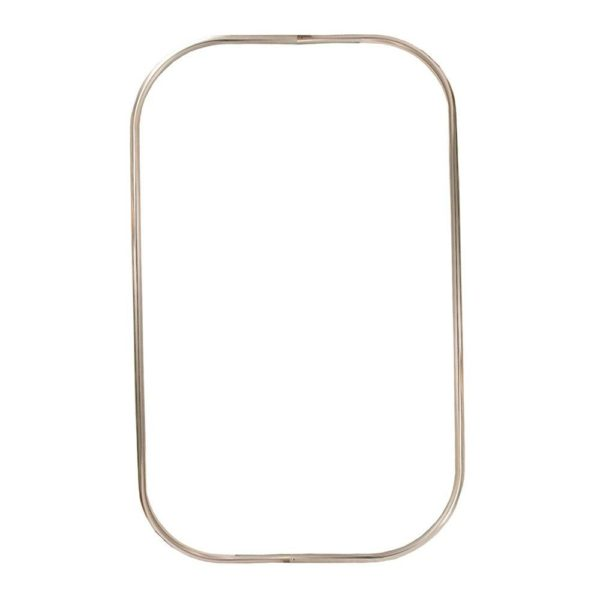 """24"""" x 42"""" Oval Shower Rod for Add-A-Shower Unit"""