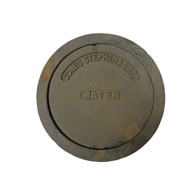 """10"""" Sewer Box Water Lid and Ring"""