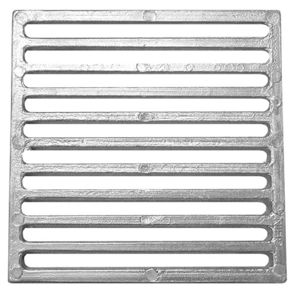 Flat Aluminum Bottom Strainer for Floor Sink