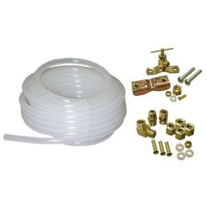 """1/4"""" x 25' Icemaker Or Humidifier Kit, Poly Tubing, Lead Free"""