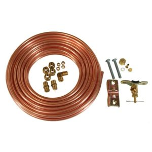 Icemaker Or Humidifier Kit, Copper Tubing, Lead Free