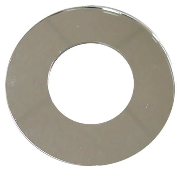 "3-1/2"" Tub Spout Cover Plate"