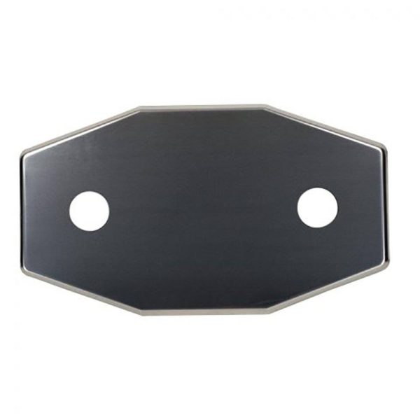 """1-3/8"""" Two-Hole Repair Cover Plate"""
