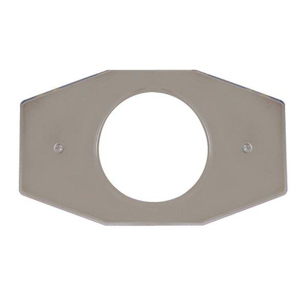 """3-3/4"""" One-Hole Repair Cover Plate"""