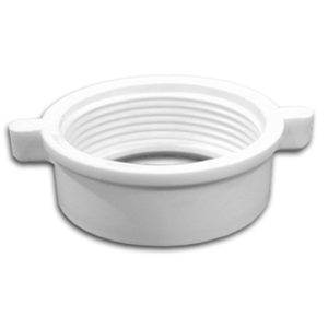 """1-1/2"""" Plastic Slip Joint Nut with Wings, 100 pcs."""