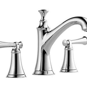 Baliza Two Handle Widespread Lavatory Faucet without Handles