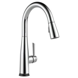 Delta has successfully filled the niche for a step-up single-handle faucet