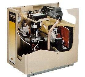 Weil-McLain GV GAS BOILER 4 SIZES
