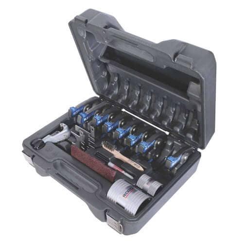 "ZoomLock 8 Piece RJ Series Jaw Kit (1/4"" to 1-3/8"")"