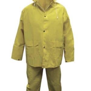 S A S Safety Rain Suit 2XL 3Pc