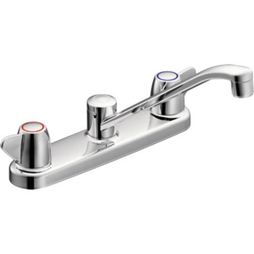 Cornerstone Two-Handle Kitchen Faucet
