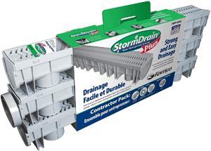 Fernco Storm Drain Pack
